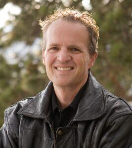 Author D. Ricahrd Ferguson head shot photo