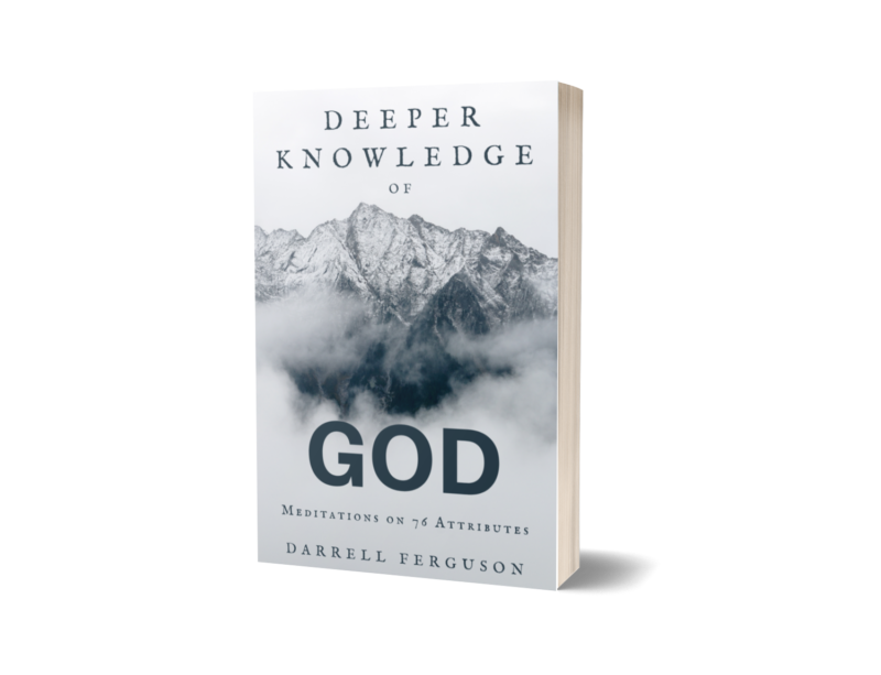 Deeper Knowledge of God