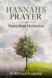 Hannah's Prayer Short Story Christian historical fiction book cover