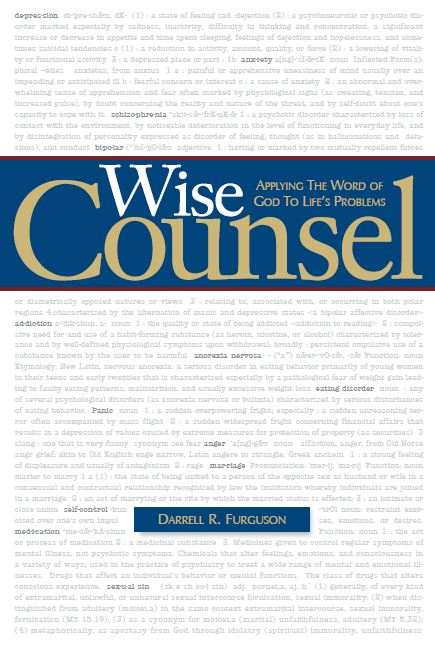 Wise Counsel: Applying God's Word to Life's Problems